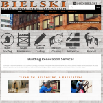 Bielski Building Restoration